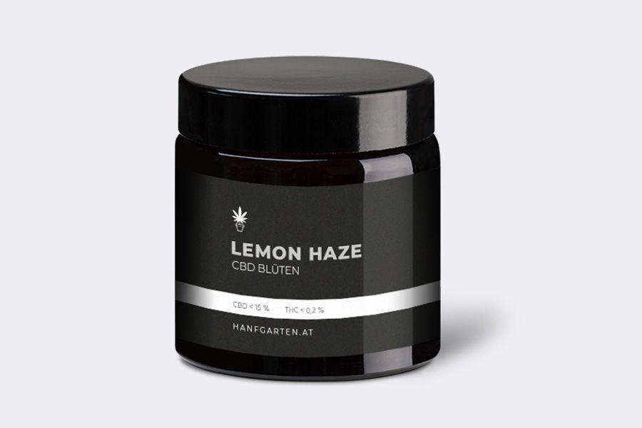 Lemon Haze Blueten