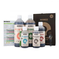 Bio Bizz Starter Pack Düngerset