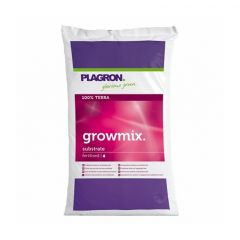 Plagron Growmix Erde mit Perlite