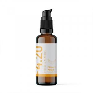 CBD Haut & Pflegeöl Bergamotte
