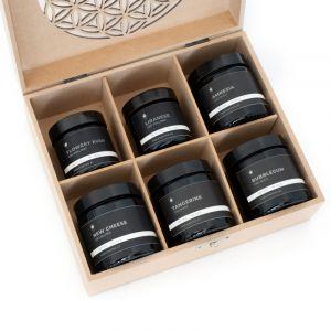 CBD Blüten Collection 5g - Set