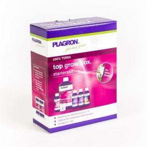 Plagron  Top Grow Box Terra Starterkit Düngerset
